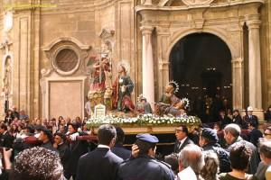 Processione dei Misteri - 2018 @ Chiesa Anime Sante del Purgatorio Via San Francesco D'Assisi - Trapani | Trapani | Italia