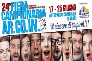 Fiera Campionaria Ar.co.in. - 24^ Edizione @ Autoparco Comunale Via Libica Trapani | Trapani | Italia