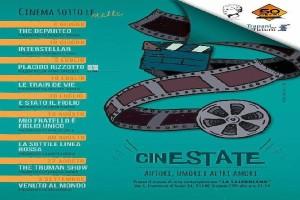 Cinema sotto le stelle @ Museo la Salerniana Via S. Francesco di Assisi Trapani | Trapani | Sicilia | Italia