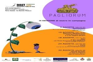 Pagliorum III Edizione di teatro in campagna @ Parco Baiata Via Sapone Paceco  | Paceco | Sicilia | Italia